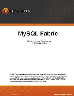 MySQL Fabric - Part 1