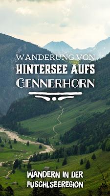 Von Hintersee aufs Gennerhorn | Wandern Fuschlseeregion | Wanderung Osterhorngruppe Salzkammergut