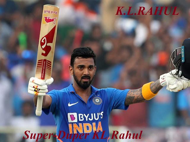 kl rahul indian cricketer