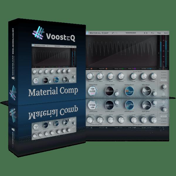 VoosteQ Material Comp v1.0.5c Full version