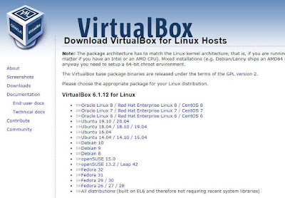Cara Download Oracle VM VirtualBox Terbaru - www.firamedia.xyz