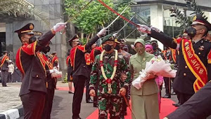 Top! Jadi Pangkostrad, Mayjen TNI Dudung Siap Bersinergi dengan Polda Metro Jaya