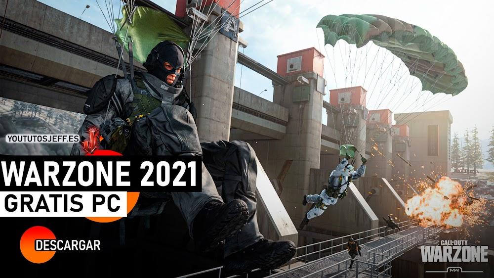 Descargar Warzone para PC ULTIMA VERSION 2021