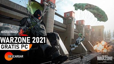 descargar warzone 2021