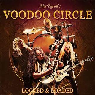 """Ο δίσκος των Voodoo Circle """"Locked & Loaded"""""""