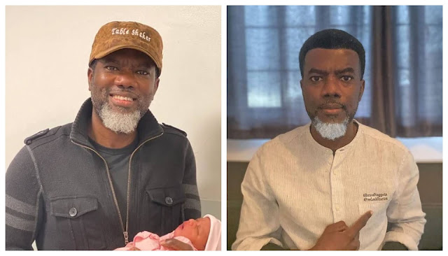 Women are helpers, they are not work horses- Reno Omokri advises men to always do their responsibilities as a father