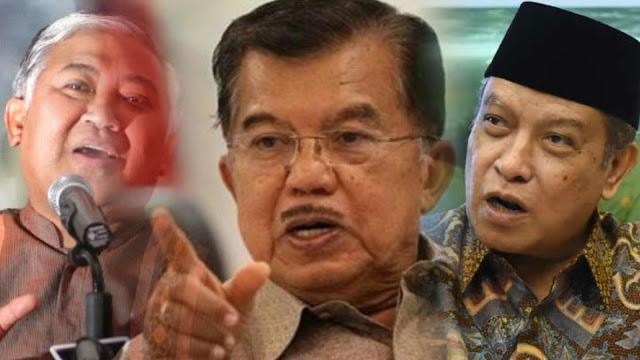 Kritik 3 Tokoh Bangsa Masuk Akal, Masyarakat Memang Dibuat Bingung oleh Pemerintah