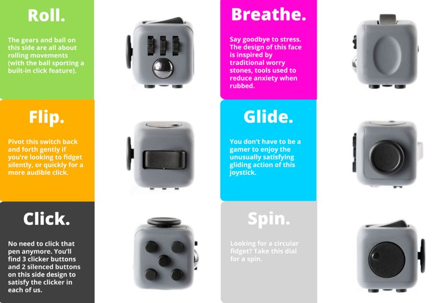 2017new Hot Fidget Cube Magic End 4 4 2020 1 15 Pm