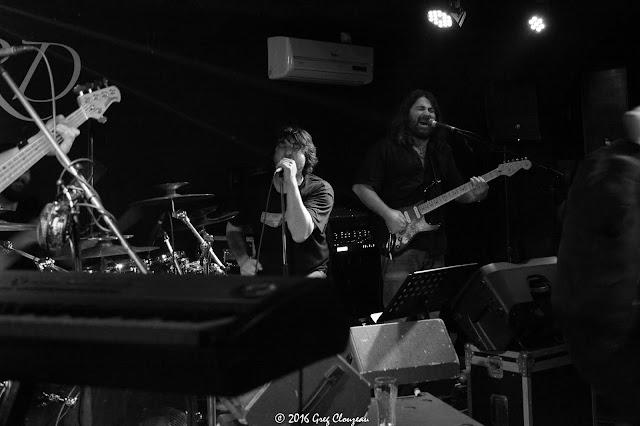 MST en concert dans un Pub à Barizon, (C) 2016 Greg Clouzeau