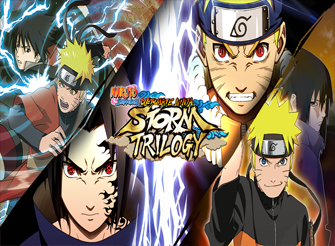 Naruto Shippuden Utimate Ninja Storm Trilogy [Full] [Español] [MEGA]