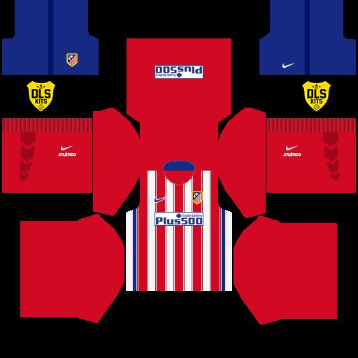 Atlético Madrid kit dls