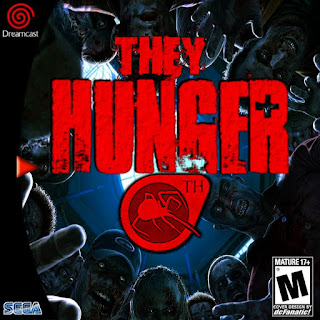 They Hunger Sega Dreamcast horror game cover art
