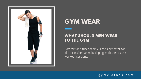 wholesale gym clothes for men