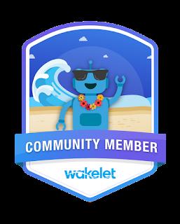 Wakelet Community Member, 2019-Present