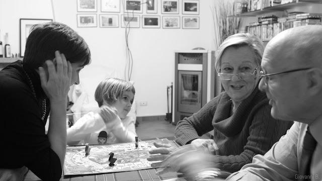 Giochi in famiglia a Natale