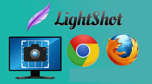 تحميل برنامج Lightshot لتصوير الشاشة بجودة عالية وبضغطة زر