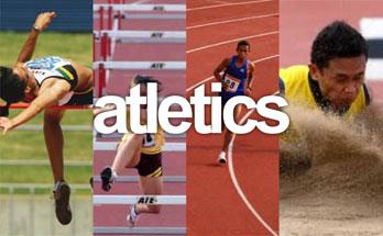 Sejarah Cabang Olahraga Athletik Gerakan Dasar Atletik Gerakan Dasar Berjalan Berlari Melompat Dan Melempar Lengkap
