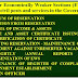 Reservation for EWSs: Quantum of Reservation, Exemption, Criteria of Income & Assets, Maintenance of Roster etc. – DoPT detailed Instructions
