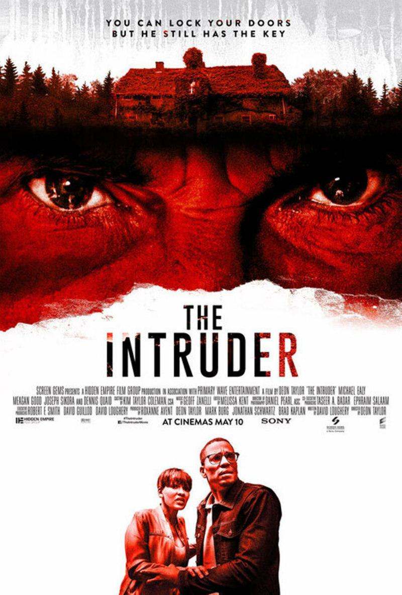the intruder 2019 poster