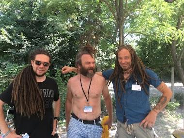 """Watch zHustlers LIVE on """"Floating Man"""" festival 2021 in Libelrand!"""