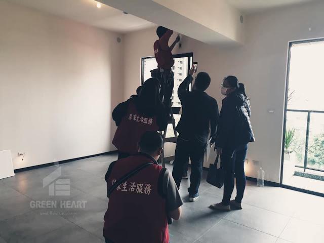 中壢/忻津知 設計案 買房最後一步就是 驗屋