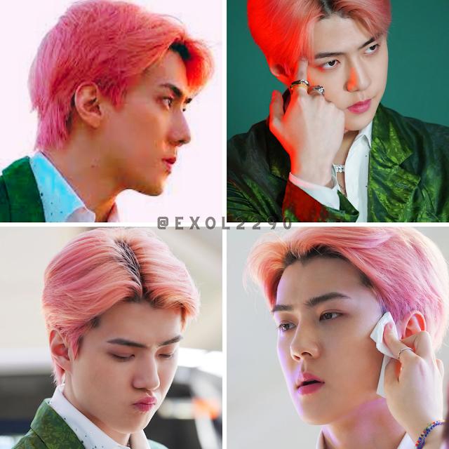 Best EXO Photos: Exo Instagram Photos that Stylize Look