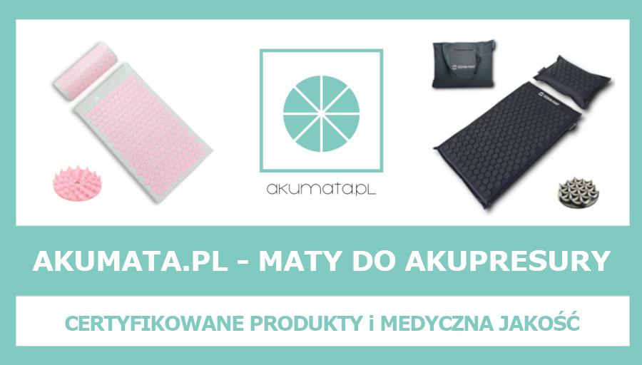Akumata.pl - sklep z matami do akupresury z Kolbuszowej