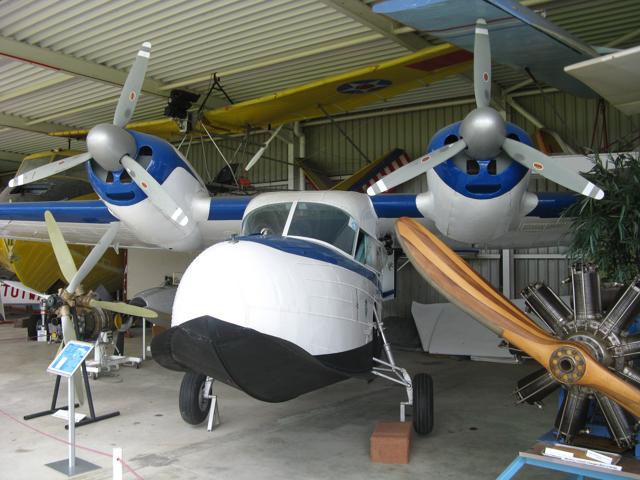 Visita al Museu de la Hidroaviació. Biscarròssa.