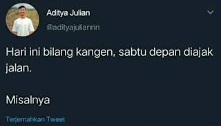 Tweet Receh Warga 62 Indonesia Punya Kreasi