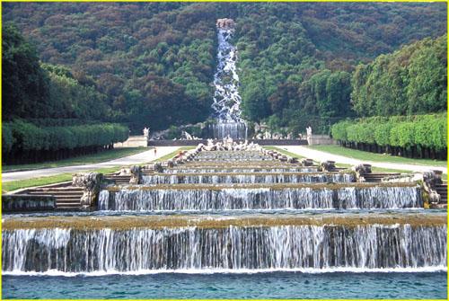 Caserta-Palace-Gardens
