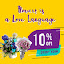 FlowerAdvisor (MY): Discount 10% February Sale Coupon Code: FAXTRA10