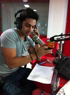 Himansh Kohli as RJ