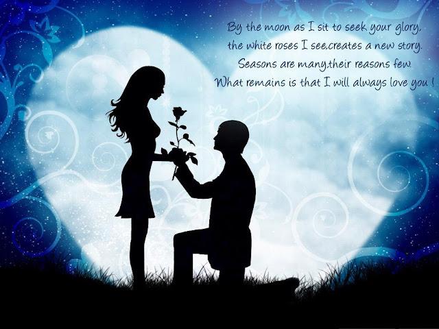 hình ảnh về tình yêu đẹp lãng mạn dễ thương, cầu hôn lãng mạn