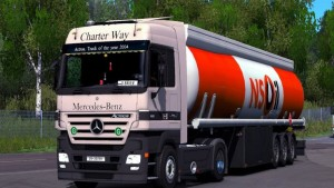 Mercedes MP2 v 1.0 Truck