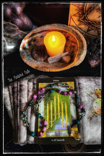 S of Swords Card from the Sacred Circle Tarot