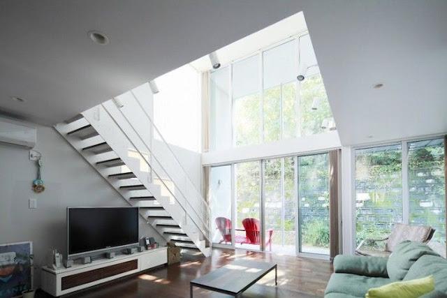 inner steps design for house