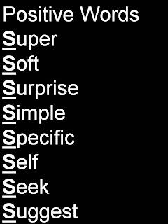 List of Persuasive Words, Phrases Statements
