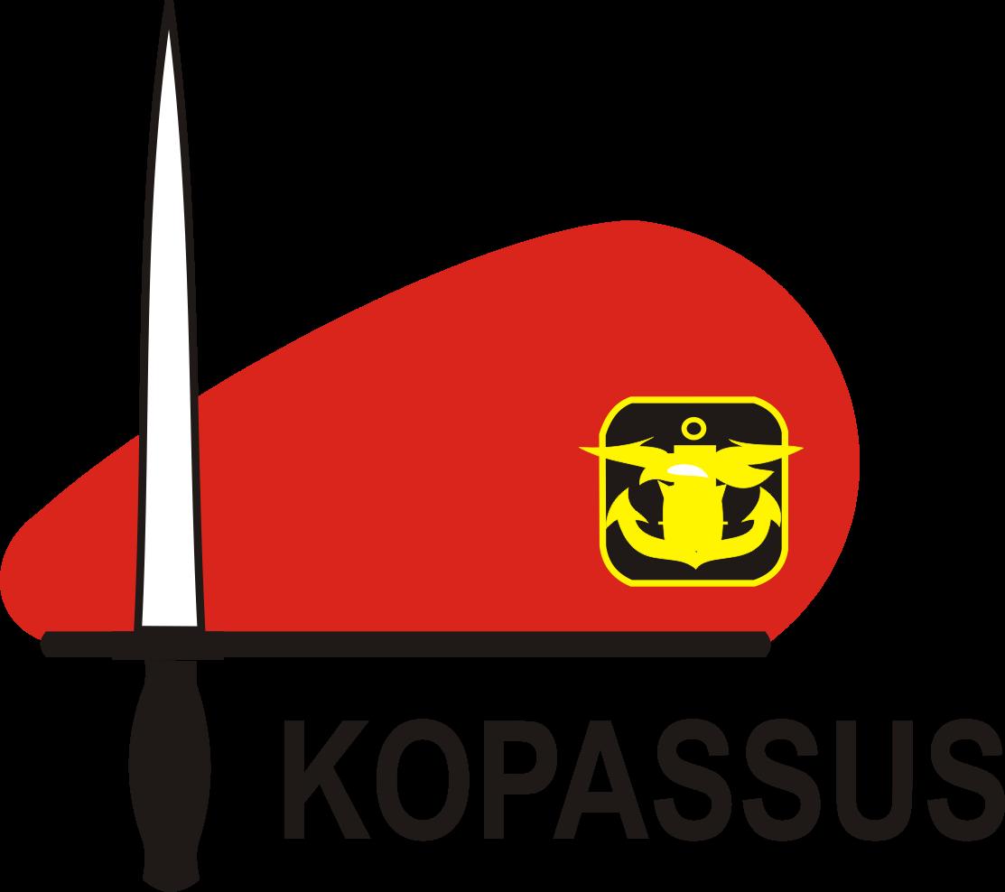 DP BBM Display Picture Logo Kopassus Komando Pasukan Khusus