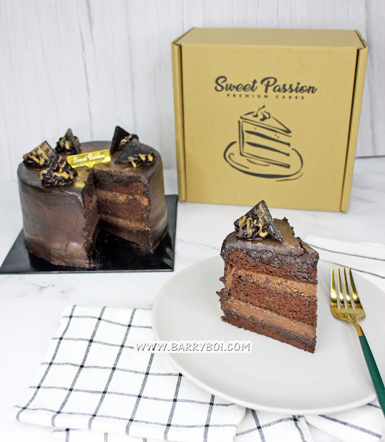 Delicious Halal Cake Delivery Penang Sweet Passion Premium Cakes Penang Klang Valley Delivery Penang Blogger Influencer