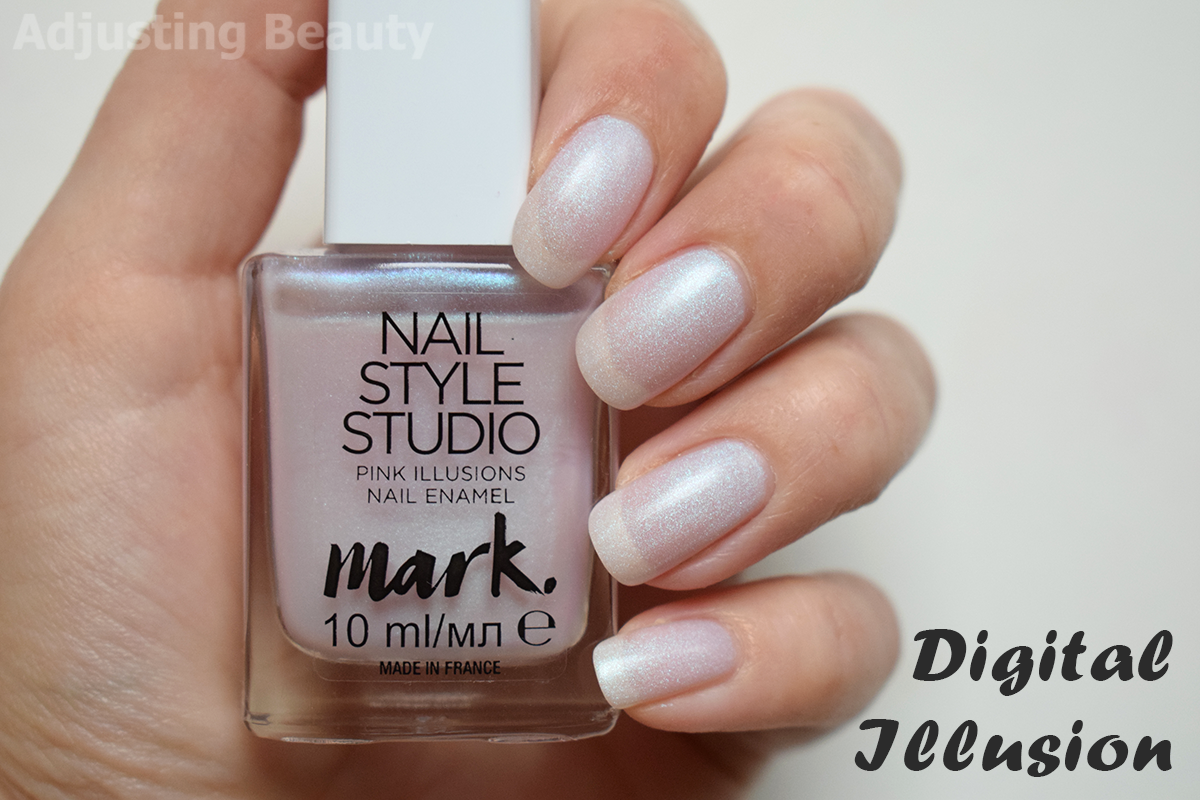 Review: Avon Mark Nail Style Studio Pink Illusions - Digital ...
