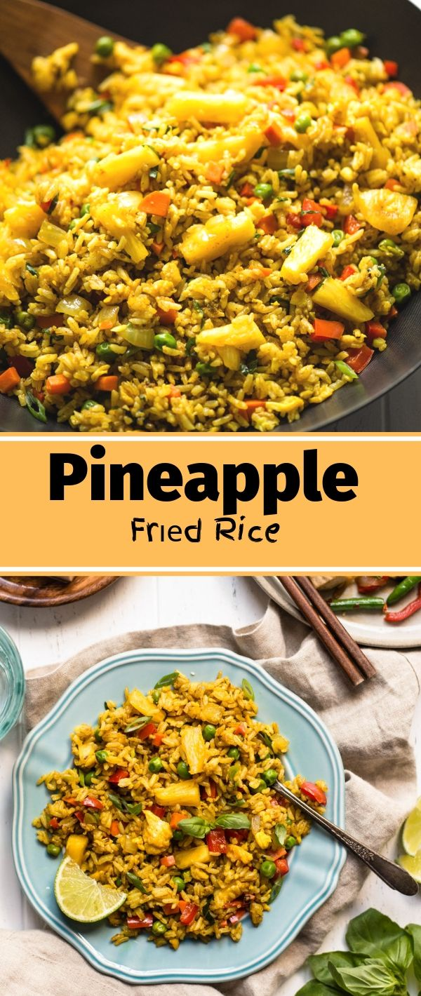 Pіnеаррlе Frіеd Rice #Pіnеаррlе #Frіеd #Rice Healthy Recipes For Weight Loss, Healthy Recipes Easy, Healthy Recipes Dinner, Healthy Recipes Best, Healthy Recipes On A Budget, Healthy Recipes Clean,