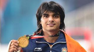 नीरज चोपड़ा ने रचा इतिहास, टोक्यो ओलंपिक में दिलाया भारत को पहला गोल्ड   #NayaSaberaNetwork