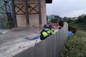 TKA China Tewas Terjatuh saat Pasang Tiang Elevated Proyek Kereta Cepat Jakarta-Bandung