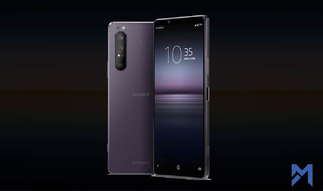 تحميل خلفيات هاتف سوني Sony Xperia 1 II الرسمية بجودة عالية [26 خلفية]