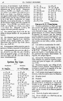 Partida de ajedrez Carvajal - Baquero (2)