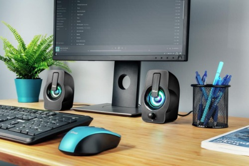 Trust PC speakers 2.0