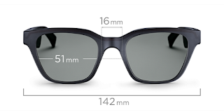 Bose frame Audio sunglasses