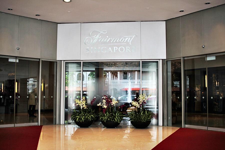 fairmont singapore hotel