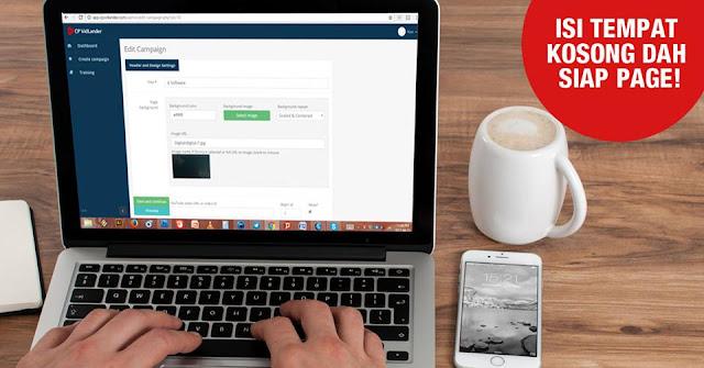 Software untuk NEWBIE yang Zero Bab Website
