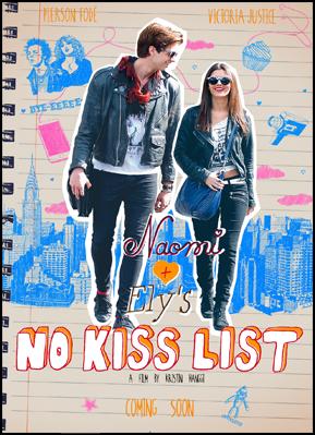 Naomi & Ely e a Lista do Não Beijo (Dublado)